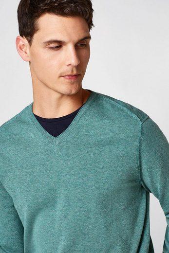 ESPRIT Super-softer Pullover, 100% Baumwolle