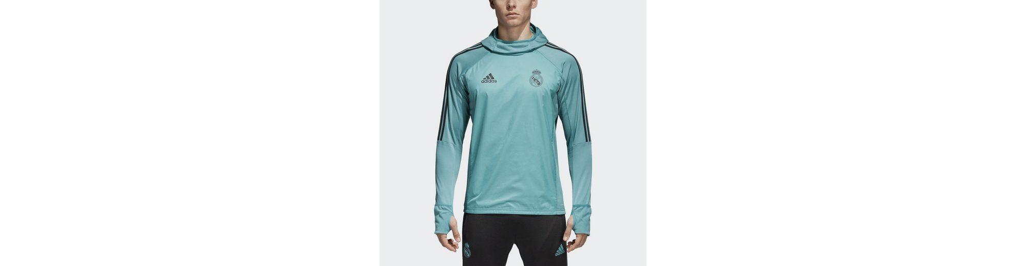 adidas Performance Footballtrikot Real Madrid Warm Oberteil
