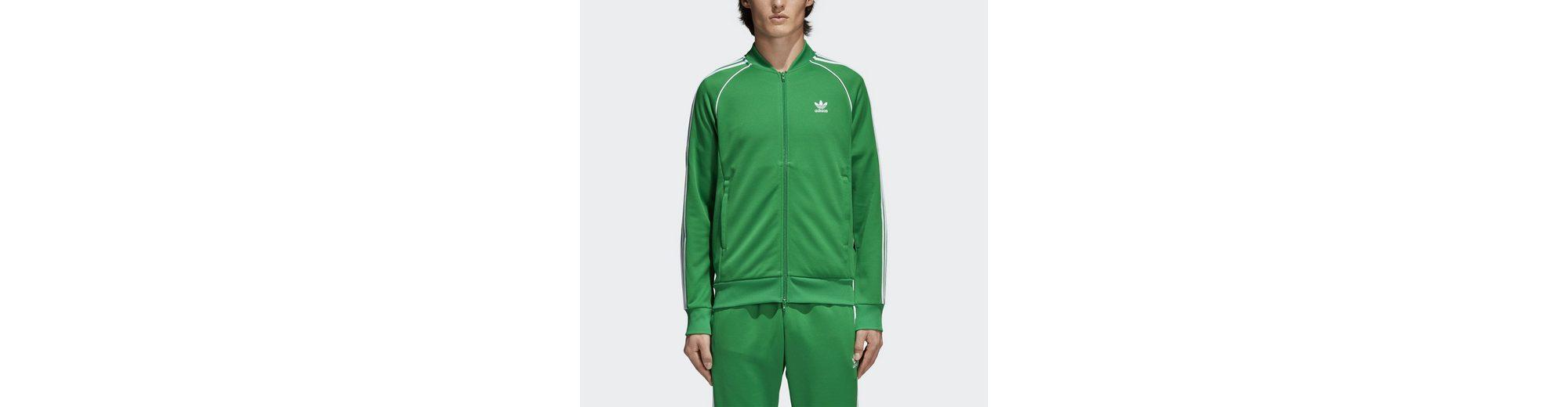 Mit Paypal Verkauf Online adidas Originals Sweatjacke SST Originals Jacke Authentischer Online-Verkauf Billig Zahlen Mit Paypal Bilder Im Internet H9rA7WwW1p