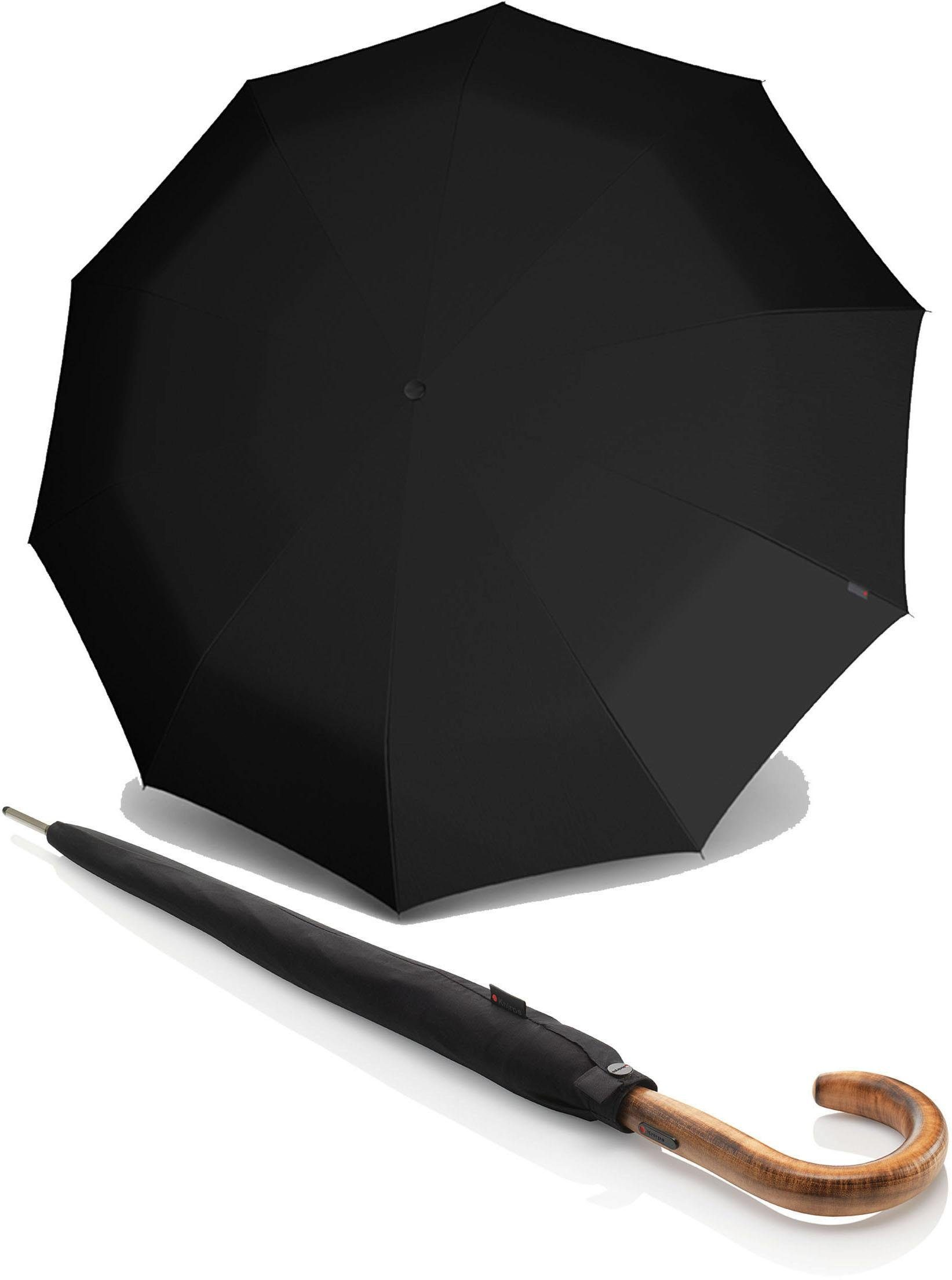 Knirps® Regenschirm - Langschirm, »S.770 Long Automatic black «