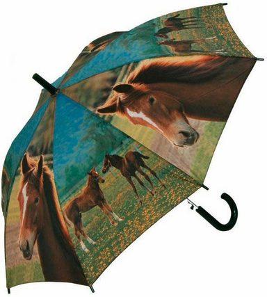 doppler® regenschirm für kinder, »art collection jugend ac pferde« online kaufen | otto