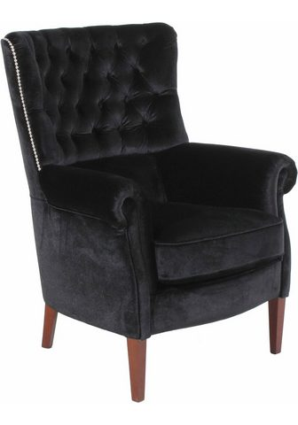 MAX WINZER ® Chesterfield fotelis »William«