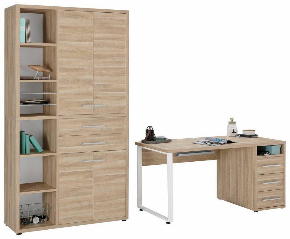 MAJA Möbel Büromöbel-Set 1390 SET+ (2-tlg.) kaufen   OTTO