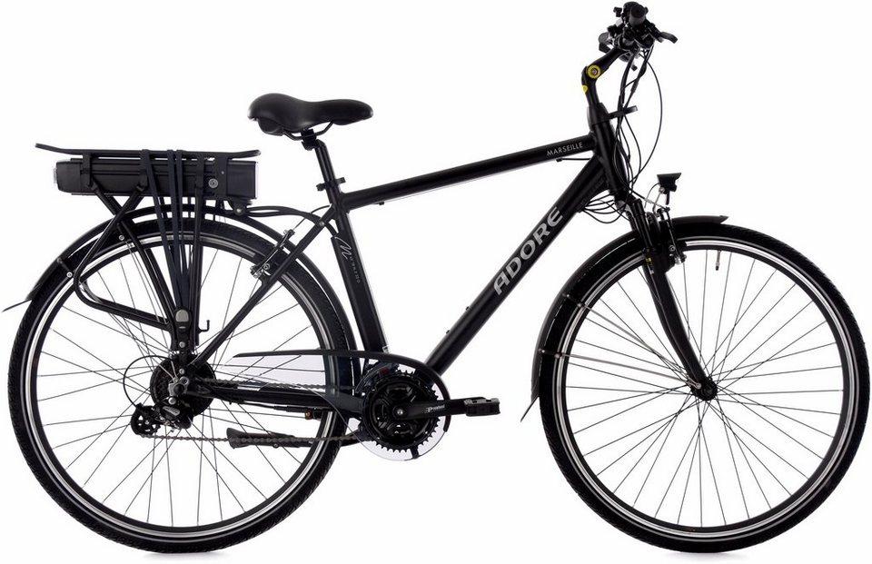 adore e bike marseille 24 gang shimano altus schaltwerk. Black Bedroom Furniture Sets. Home Design Ideas