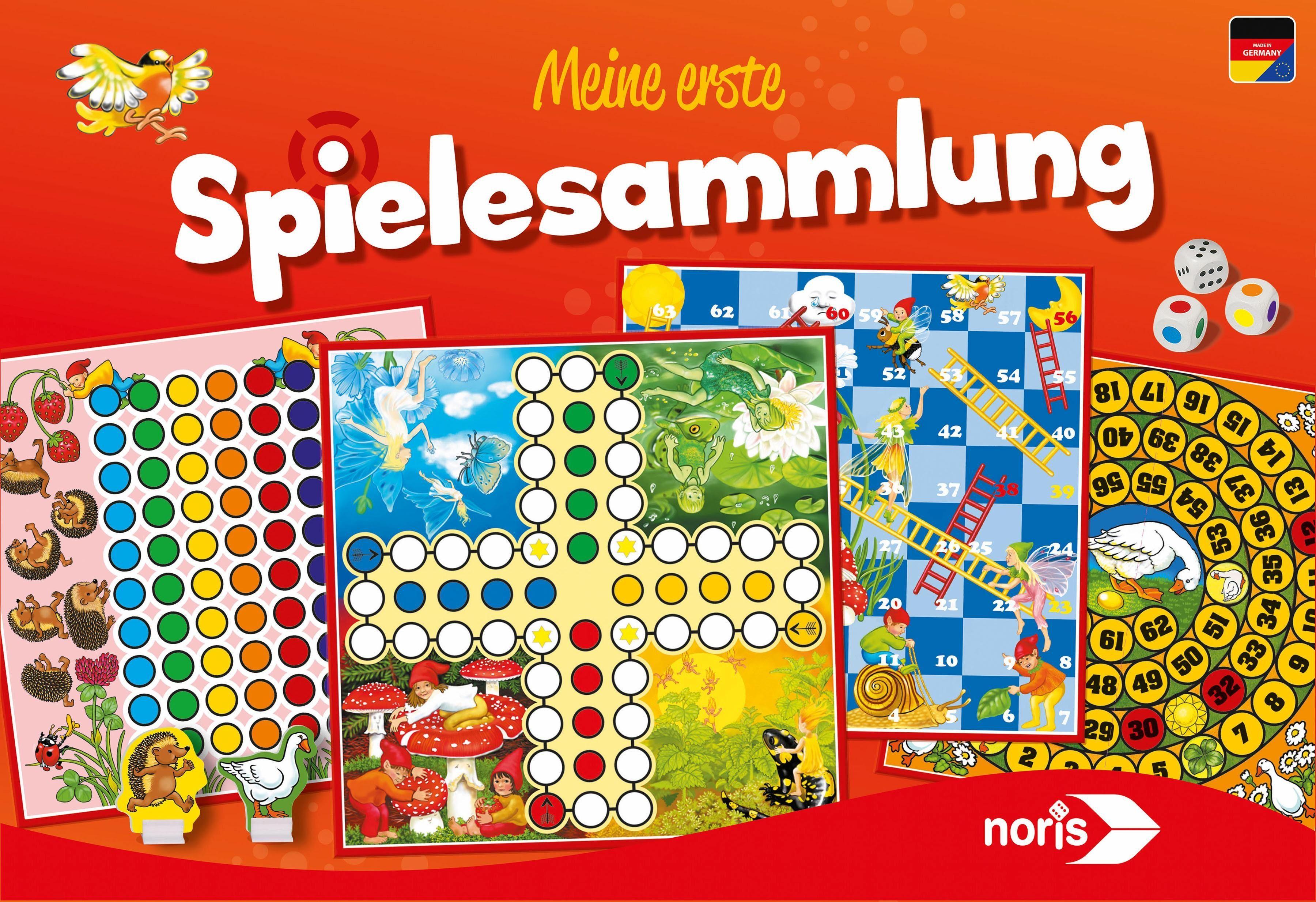 Noris Spielesammlung, »Meine erste Spielesammlung«