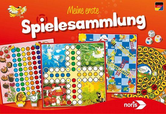 Noris Spielesammlung, »Meine erste Spielesammlung«, Made in Germany