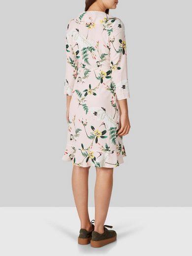 Y.A.S Blumen Wickel Minikleid