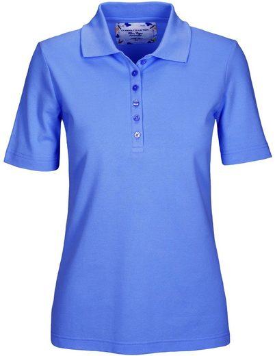 Clarina Poloshirt, aus Pima Cotton