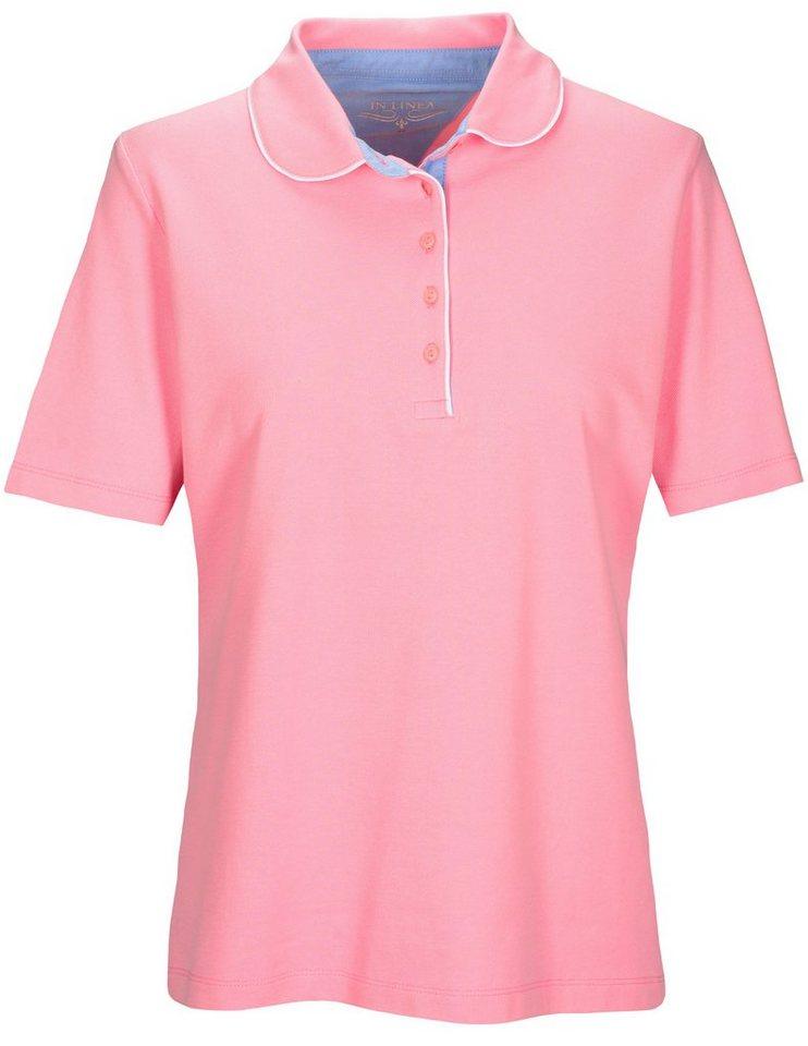 IN LINEA Poloshirt mit Streifen -Design kaufen   OTTO 2501259028