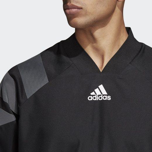 adidas Performance Footballtrikot Tango Stadium Icon Hybrid Oberteil