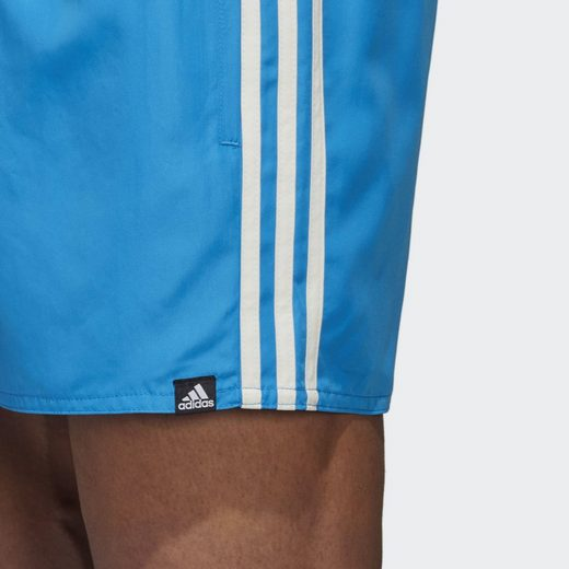 adidas Performance Shorts 3-Streifen Badeshorts