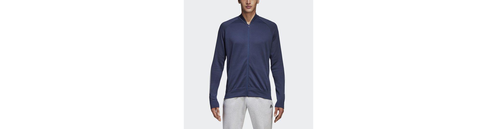 Longpullover Knit Bomberjacke Adidas Id Performance 7q44w5Hf