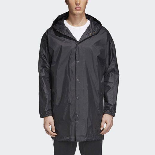 Adidas Originals Trefoil Functional Jacket Manager Coat