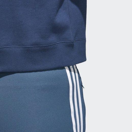 adidas Originals Longpullover Cropped Hoodie