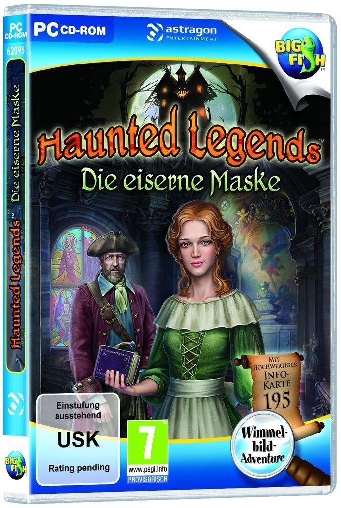 Astragon PC - Spiel »Haunted Legends: Die eiserne Maske«
