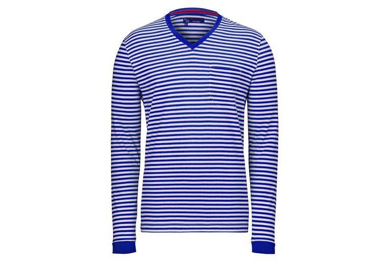 East Club London Langarmshirt mit modernem Design Freies Verschiffen Heißen Verkauf Rabatt Großhandel Ausgezeichnet 1ESBJtzZyM