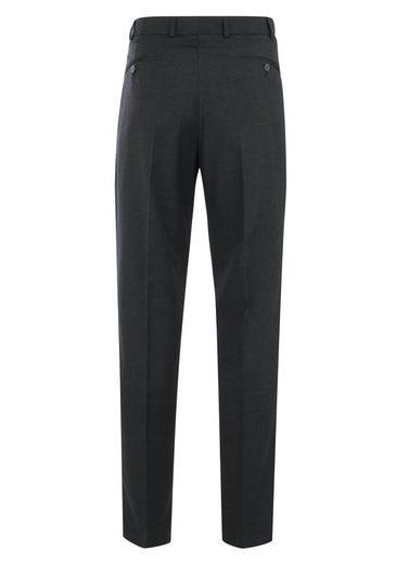 BRÜHL Flatfronthose mit elastischem Komfortbund
