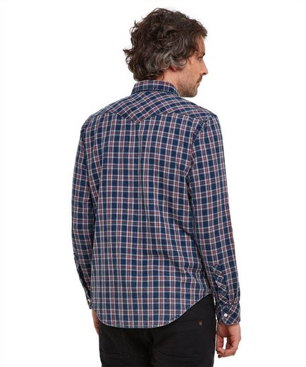 Joe Browns Karohemd Joe Browns Mens Long Sleeve Casual Check Shirt