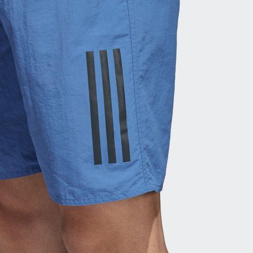 adidas Performance Shorts adidas 3-Streifen Water Boxer-Badehose