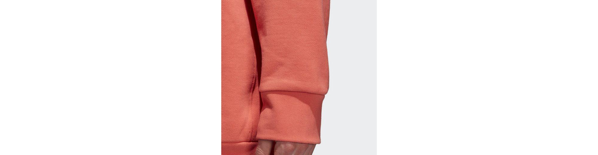 Online Kaufen Authentisch adidas Originals Longpullover Trefoil Oversize Crew Sweatshirt Neu Werden Billig 3xnEo92lU