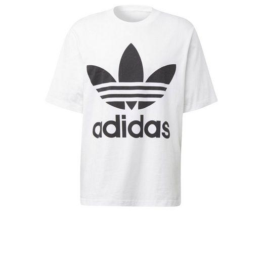 adidas Originals Sporttop Trefoil Oversize T-Shirt