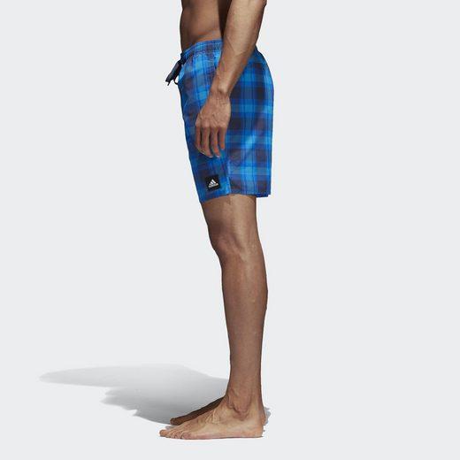 adidas Performance Shorts adidas Check Water Boxer-Badeshort