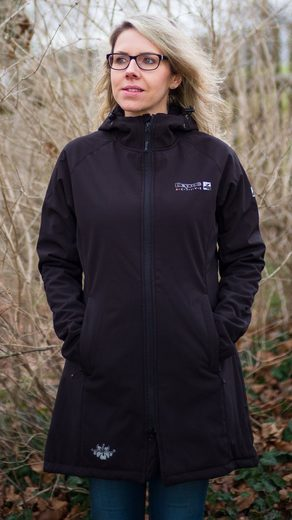 DEPROC Active Softshellmantel Grizzly Peak Women