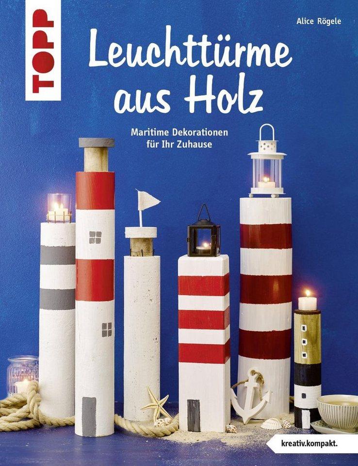 """Topp Buch """"Leuchttürme aus Holz"""" 32 Seiten kaufen"""