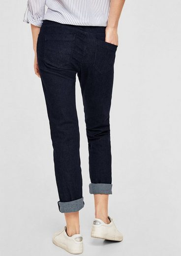 S.oliver Red Label Shape Slim: Dunkle Denim