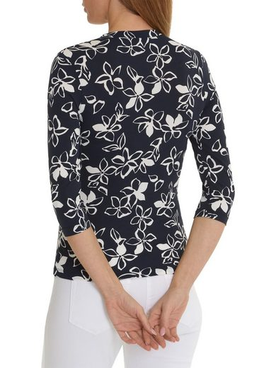 Betty Barclay Shirt mit floralem Print