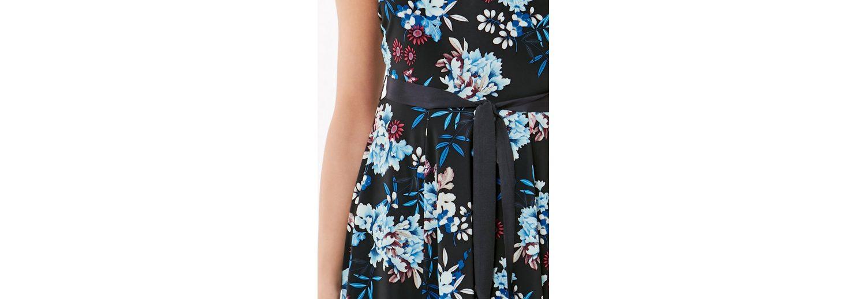 Taifun Kleid Gewirke Slinky-Kleid mit Floral-Print Hochwertige Billig Günstig Kaufen Große Überraschung Footaction Online-Verkauf Billig Verkauf Mit Paypal Günstig Kaufen Großen Verkauf GJmd7ub