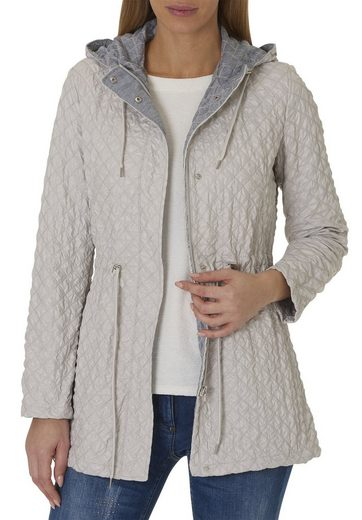 Betty Barclay Outdoor Jacke mit gestepptem Muster