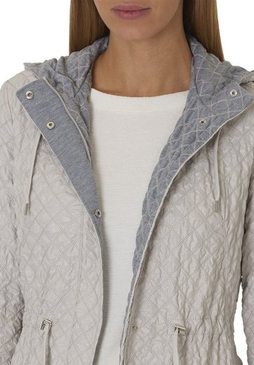 Betty Barclay Outdoor Jacke mit gestepptem Muster