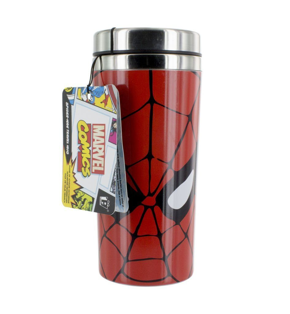 Paladone Fanartikel »Marvel Comics Spiderman Reisebecher 450ml«