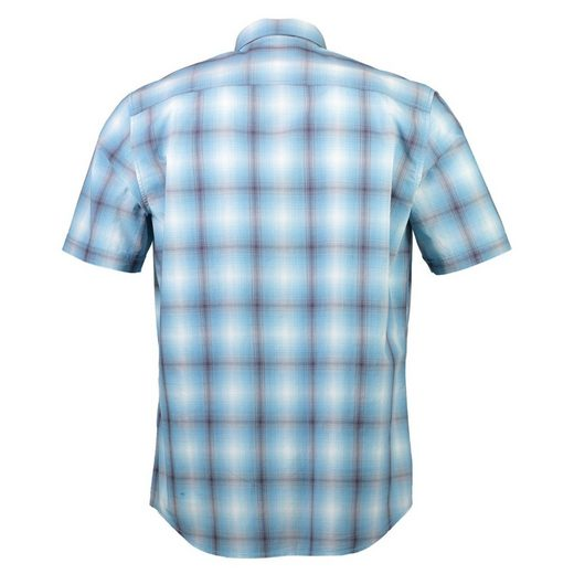 LERROS Kariertes Kurzarmhemd