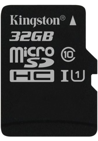 KINGSTON Atminties kortelė »microSDHC Class10 U...