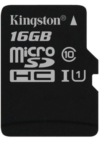 KINGSTON Atminties kortelė »microSDHC Class 10 ...