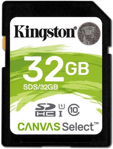 Kingston Speicherkarte »SDHC Class 10 UHS-I, 32GB«