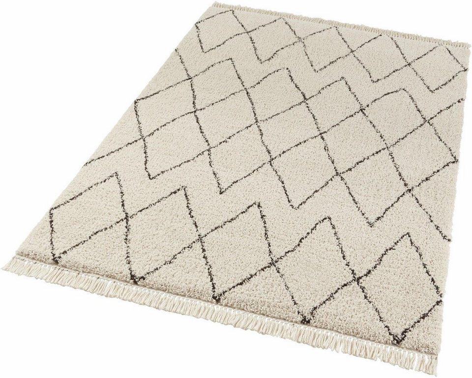Hochflor Teppich Jade Mint Rugs Rechteckig Hohe 35 Mm Online