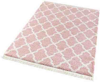 Hochflor-Teppich »Pearl«, MINT RUGS, rechteckig, Höhe 35 mm