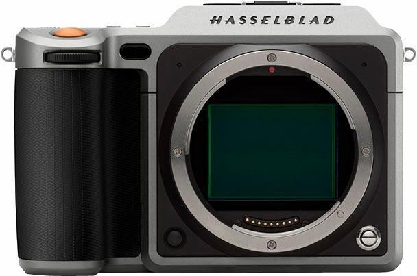 Systemkameras - Hasselblad »X1D 50c Body« Systemkamera (50 MP, WLAN (Wi Fi)  - Onlineshop OTTO