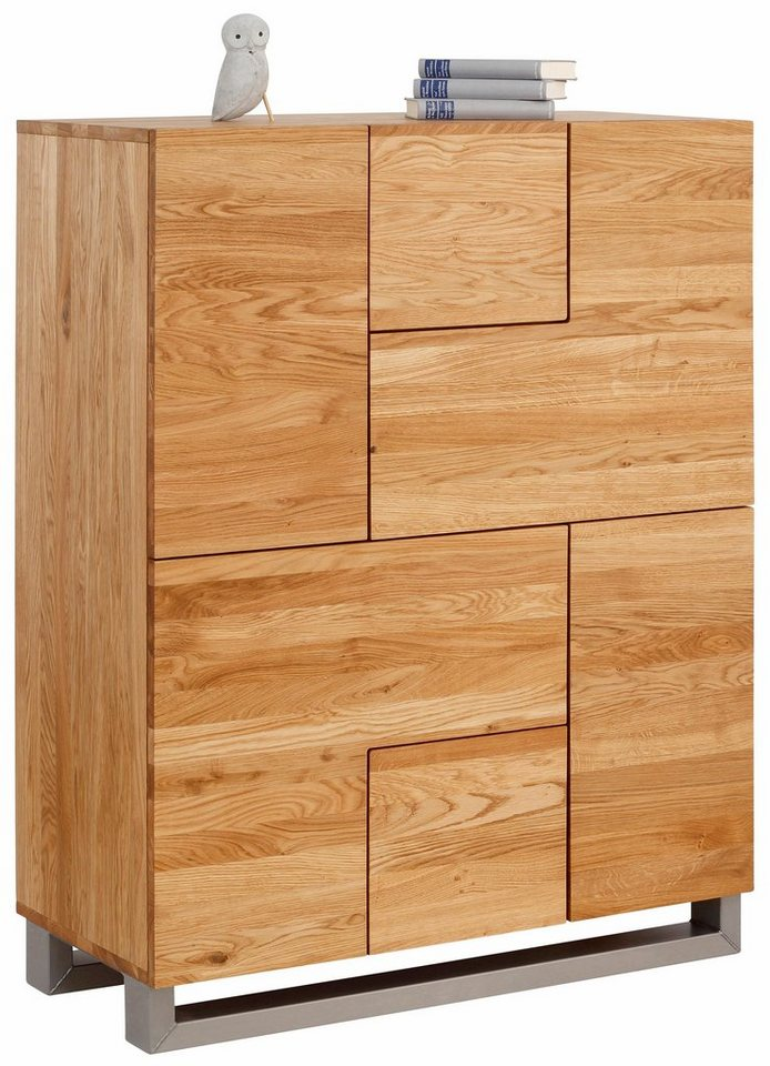 Premium Collection By Home Affaire Highboard Moora Breite 100 Cm