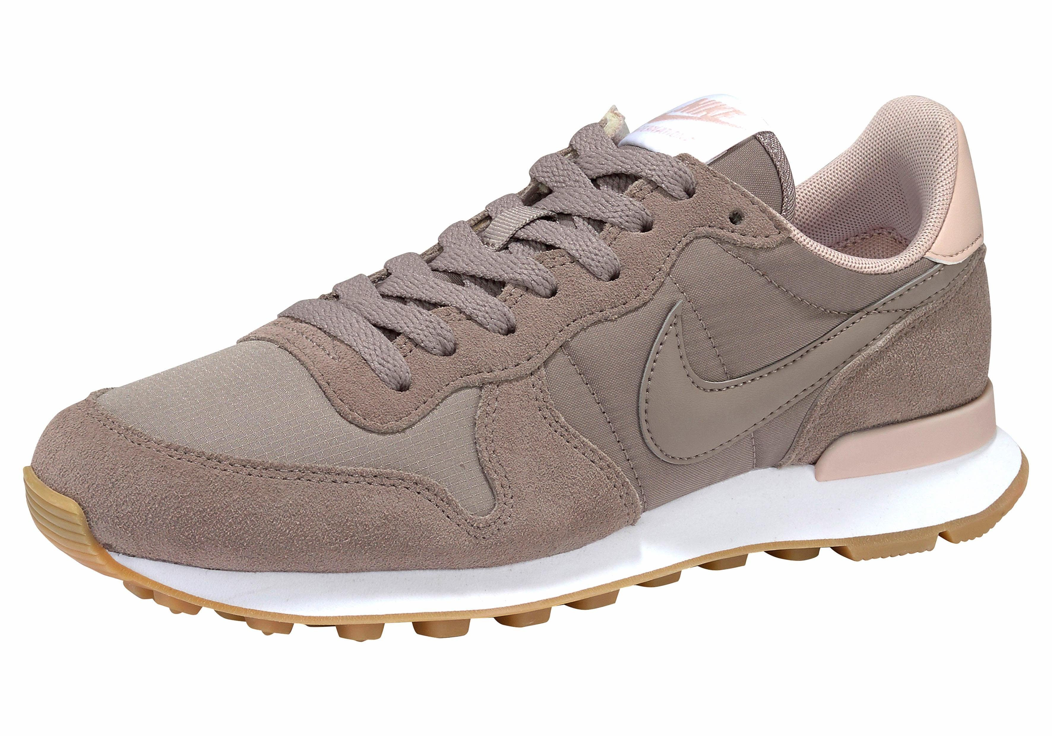 Nike Sportswear Wmns Internationalist Sneaker  braun-hellbraun