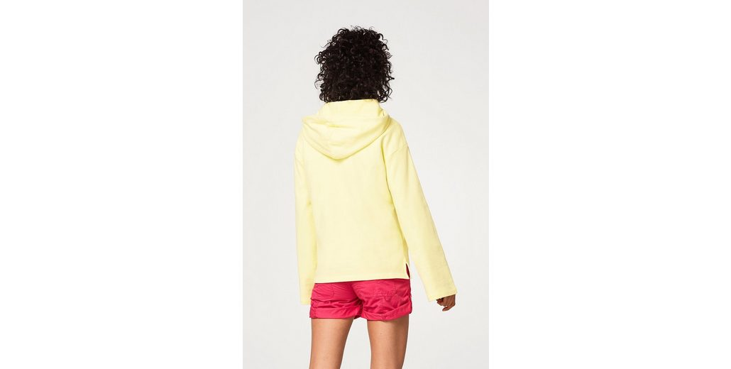 Billige Breite Palette Von EDC BY ESPRIT Hoodie aus super softem Sweat Wirklich Zum Verkauf Wie Viel Günstig Online Großhandel Online KCO5GeUfpP