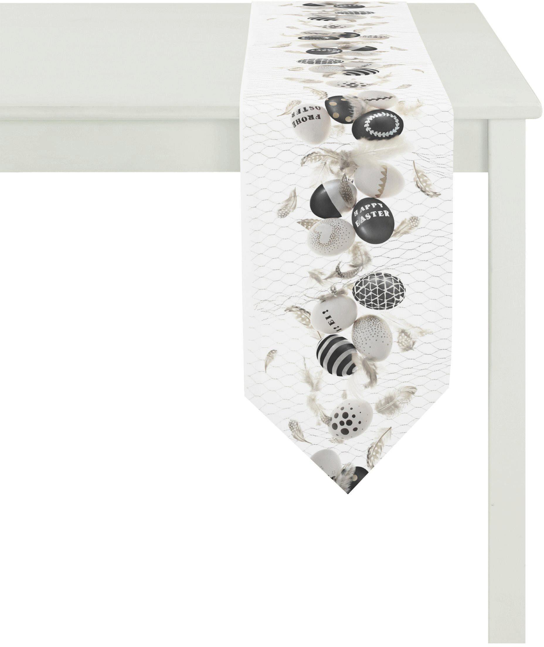 Apelt Tischband, 25x175 cm, »5301 HAPPY EASTER«