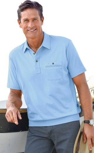 Hajo shirt »stay qualität Fresh« In Kurzarm zzqU8wra