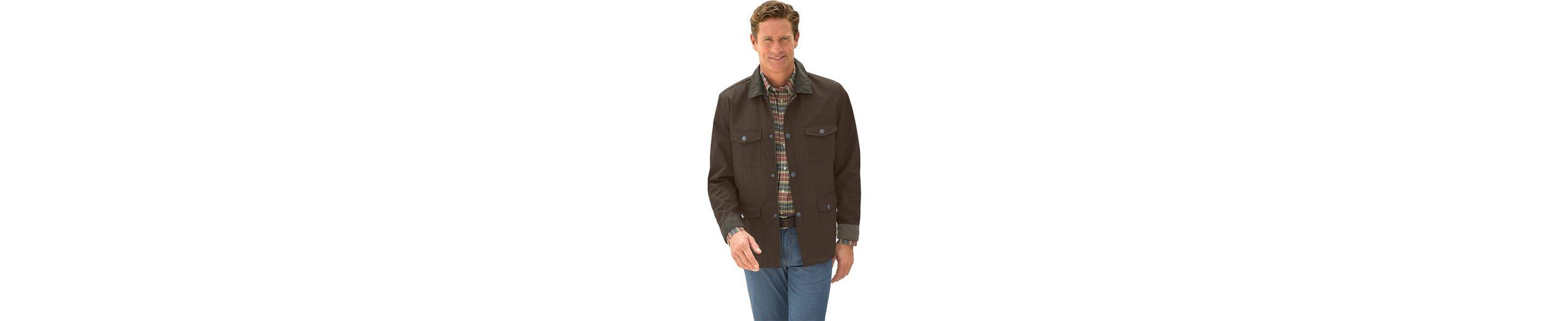 Classic Jacke in strapazierfähiger Qualität Schnelle Lieferung hCEFV