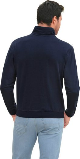 Marco Donati Sweatshirt aus modernem Effektgarn