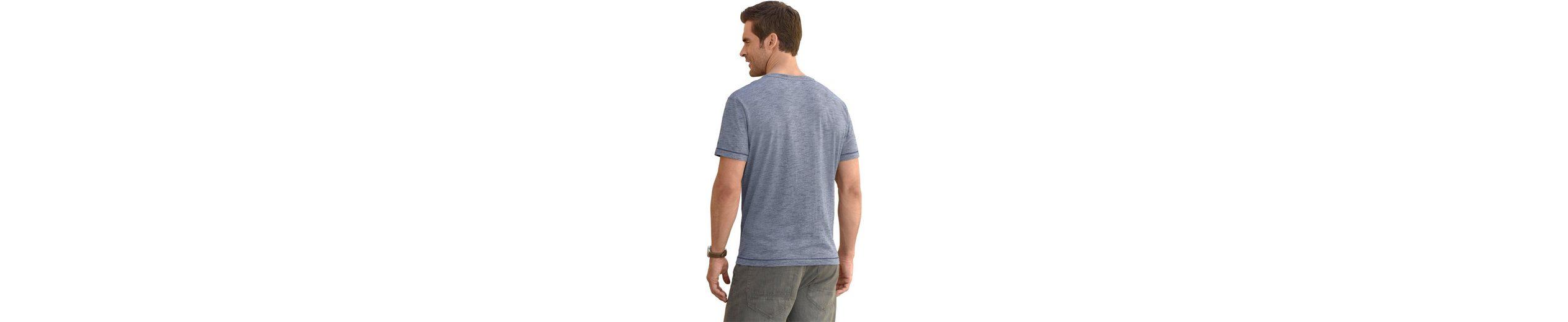 Marco Donati Kurzarm-Shirt in Flammgarn-Qualität Billig Bester Verkauf Bestseller Online Rabatt Neueste Auslass Niedrig Versandkosten Wahl 8XD5Pdi