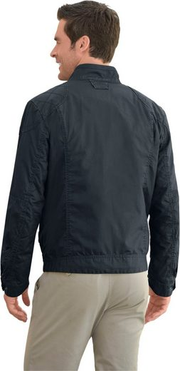 Marco Donati Jacke aus gewachstem Material